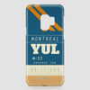 YUL - Phone Case - Airportag