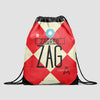 ZAG - Drawstring Bag