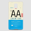AA - Phone Case - airportag  - 2