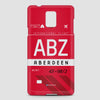 ABZ - Phone Case - airportag  - 2