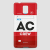 AC - Phone Case - airportag  - 2