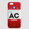 AC - Phone Case - airportag  - 1