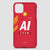 AI - Phone Case