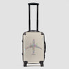 Airplane Stamps - Luggage airportag.myshopify.com