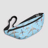 Airplane Above - Fanny Pack airportag.myshopify.com