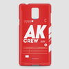 AK - Phone Case - airportag  - 2
