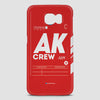 AK - Phone Case - airportag  - 3