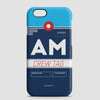 AM - Phone Case - airportag  - 1