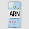 ARN - Phone Case airportag.myshopify.com