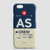 AS - Phone Case - airportag  - 1