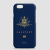 Australia - Passport Phone Case - Airportag