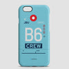 B6 - Phone Case - airportag  - 1