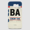 BA - Phone Case - airportag  - 3