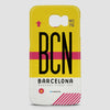 BCN - Phone Case - airportag  - 3
