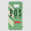 BOS - Phone Case - airportag  - 3