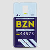 BZN - Phone Case - airportag  - 2