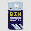 BZN - Phone Case - airportag  - 3