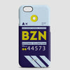 BZN - Phone Case - airportag  - 1