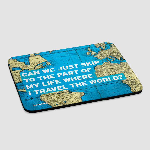 Can We Just Mousepad