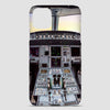 Airbus Cockpit - Phone Case