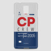 CP - Phone Case - airportag  - 2