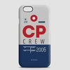 CP - Phone Case - airportag  - 1