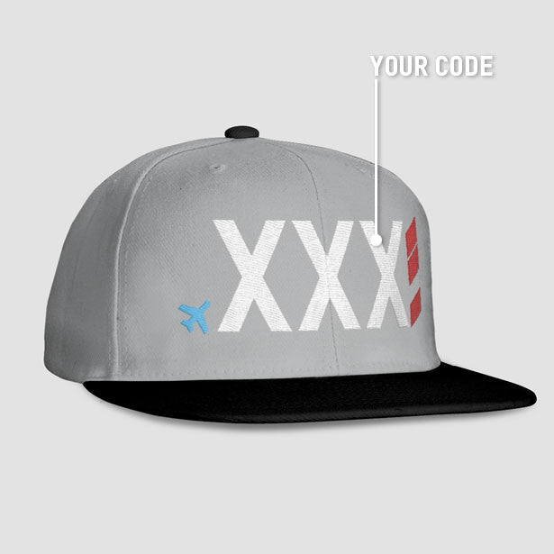 50707427746 Custom - Snapback Cap - Exclusive caps and hats for travel lovers ...