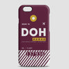 DOH - Phone Case - airportag  - 1