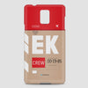 EK - Phone Case - Airportag