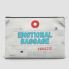 Emotional Baggage - Pouch Bag - airportag  - 4