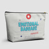 Emotional Baggage - Pouch Bag - Airportag