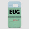 EUG - Phone Case - airportag  - 3