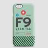 F9 - Phone Case - airportag  - 1