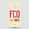 FCO - Phone Case - airportag  - 2