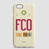FCO - Phone Case - airportag  - 1
