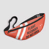 Flight Recorder - Fanny Pack airportag.myshopify.com