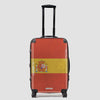 Spanish Flag - Luggage