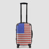 USA Flag - Luggage