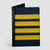 Navy Pilot Stripes - Passport Cover
