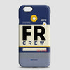 FR - Phone Case - airportag  - 1