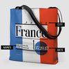 France City - Tote Bag