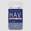 HAV - Phone Case - airportag  - 3