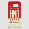 HND - Phone Case - airportag  - 3