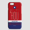 HOU - Phone Case - airportag  - 1