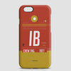 IB - Phone Case - airportag  - 1
