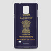 India - Passport Phone Case - airportag  - 3