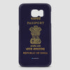India - Passport Phone Case - airportag  - 2