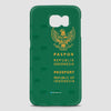 Indonesia - Passport Phone Case - airportag  - 2