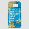 It Feels Good - World Map - Phone Case - Airportag