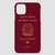 Italy - Passport Phone Case